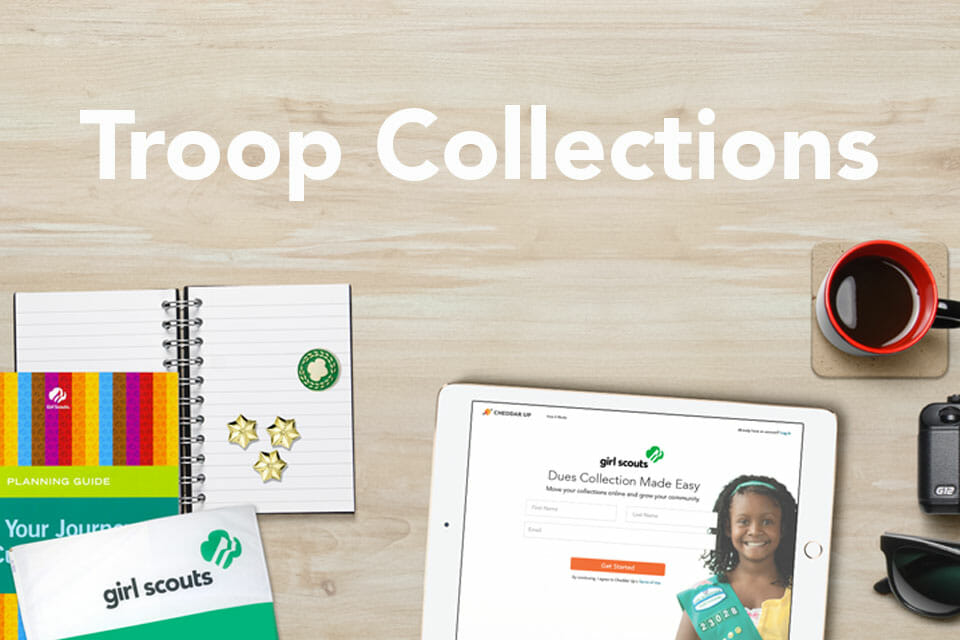 Video: Collect Money from Your Girl Scout Troop